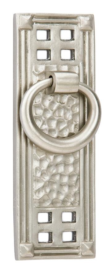 emtek hammered vertical ring pull. Black Bedroom Furniture Sets. Home Design Ideas